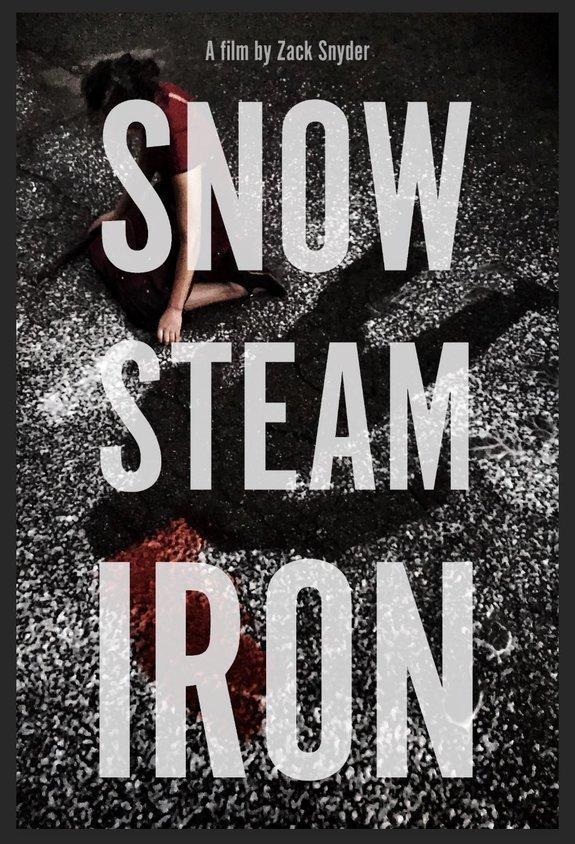 Режиссер «Лиги справедливости» выпустил короткометражку - «Снег, пар, железо»