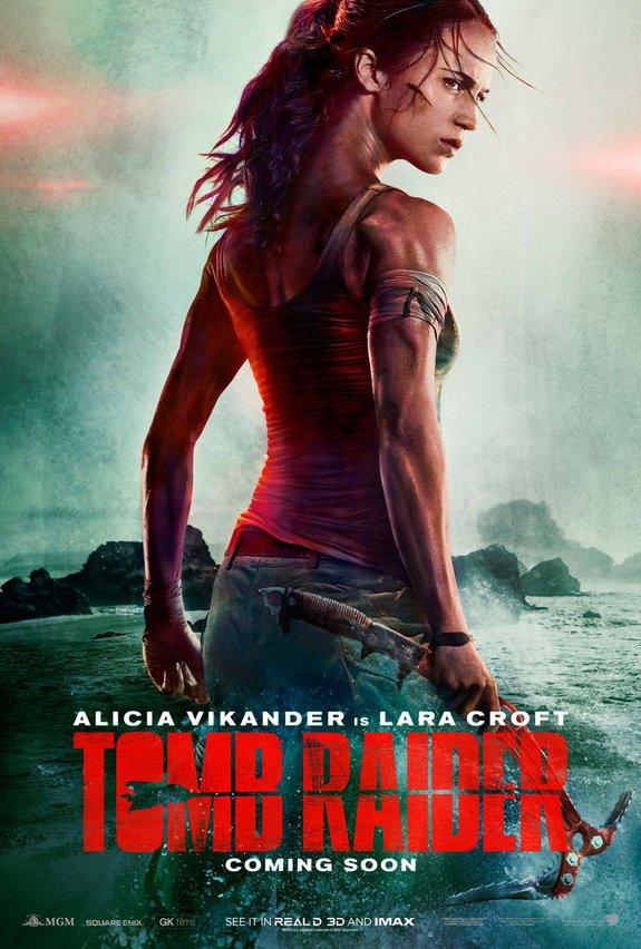Трейлер «Tomb Raider: Лара Крофт»